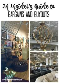 home decor bargains an insider s guide to bargains and buyouts cincinnati oh my life