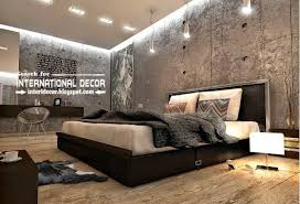 loft style bed suspended ceiling designs for bedroom in loft style