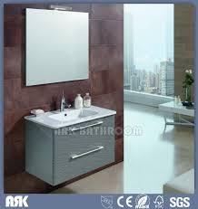 Oak Bathroom Cabinets by Glass Bathroom Vanity Oak Bathroom Vanity A5057 China Bath