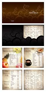 best restaurant menu designs 28 images menu engineering
