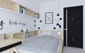 Bedroom Furniture Black And White Beautiful Black And White Bedroom Furniture Pictures