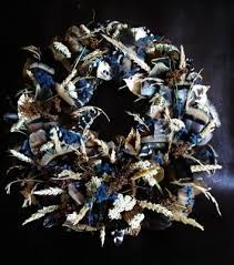 turkey feather wreath turkey feather wreath changer taxidermy llc