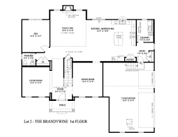 New Homes Floor Plans The Brandywine Lot 2 Chetty Builders Chetty Builders