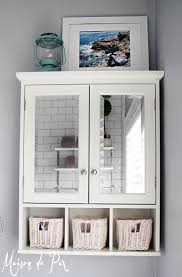 Bathroom Cabinet Ideas Bathroom Cabinets Lovely Antique Medicine Cabinet With Mirror