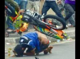 motocross drag racing 2016 motorcycle drag racing crash accidents compilation youtube