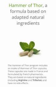 hammer of thor for men natural herbal medicine surigao city