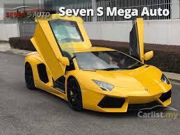 harga mobil lamborghini aventador lp700 4 search 138 lamborghini cars for sale in malaysia carlist my