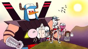regular show brilliant century duck crisis special theme song
