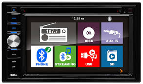 amazon com boss audio bv9366b double din touchscreen bluetooth