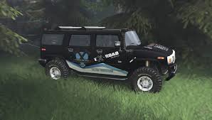 hummer sedan h2 trophystorm for spin tires