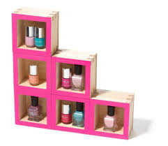 diy nail polish organizer ideas fashion beauty news