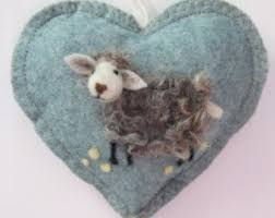Lamb Decorations For Easter by Easter Tree Ornament Etsy