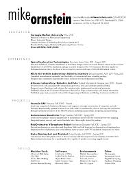 Resume Format For Experienced Mechanical Design Engineer Bussiness Resume Free Resume Example And Writing Download