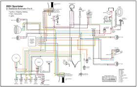 sportster wiring diagram download wiring diagram