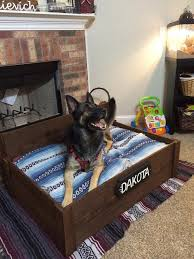 Making A Pallet Bed Make A Pallet Dog Bed Diy Projects For Everyone