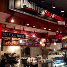 Phillips Seafood House Home Ocean by Phillips Seafood Express Closed 25 Photos U0026 24 Reviews