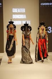 greater donghua fashion week u201ccuori u201d1stinternational student