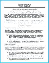 Business Administration Resume How Do You Write Associate Degree On A Resume Free Resume