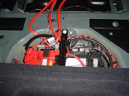 bmw 520i battery location battery location
