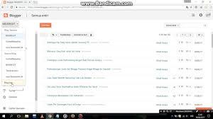 tutorial membuat website gratis untuk pemula cara membuat website gratis menggunakan blogspot com bagi pemula