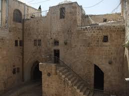 chambre haute le quartier de yéhoshoua à jérusalem