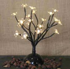 12 inch led lighted tree allysons place