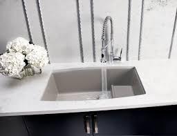bathroom super granite countertop with lenova sinks and