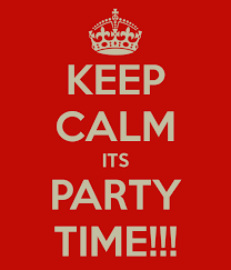 keep-calm-its-party-time-6