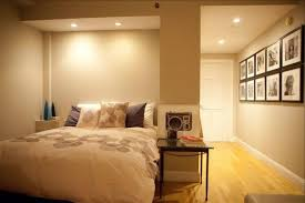 inspiring trim ideas of recessed lighting for bedroom giving