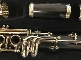 Buffet R13 A Clarinet by R13 Clarinet Nickel Plated Keys Store Demo
