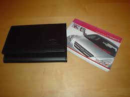 kia cee u0027d ceed 1 2 3 owners manual handbook c w wallet 2006