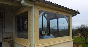 terrasse transparente bache coupe vent pour terrasse architecture design sncast com