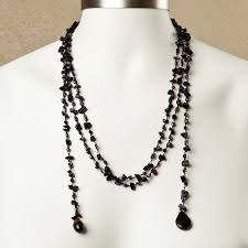 beading necklace lengths images What 39 s a lariat necklace jewelry making outside the box
