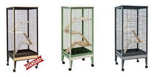 gabbie scoiattoli gabbia con barre conigli piccoli mammiferi roditori mod 559 94 verde