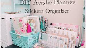 dollar tree diy acrylic planner stickers organizer plus bonus tips dollar tree diy acrylic planner stickers organizer plus bonus tips 3