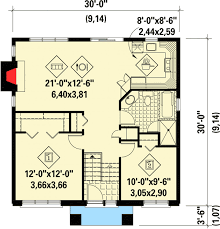 7 charming floor plans for tiny two bedroom bungalows