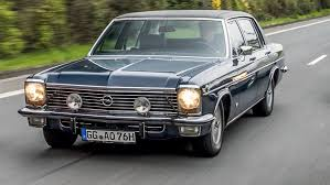 opel diplomat opel at bodensee klassik 2017 from kapitan to admiral to the new