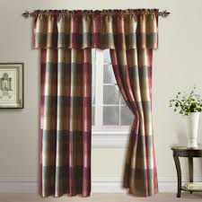 Burlap Grommet Curtains Curtains Panel Pair Free Shipping On Orders Over Burlap Yellow