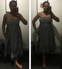 of the dress j crew dress reviews gingham dress w eyelet one shoulder