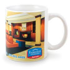 numo sublimation mug white 11 ounces