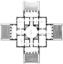 palladio villa rotunda 1778 the plan as a centralised mandala