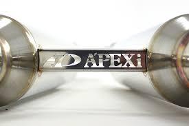 lexus is300 weight n1 x evolution muffler resonated 2017 lexus is300