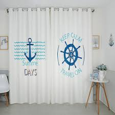 sailing kids curtains promotion shop for promotional sailing kids