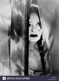 Bette Bette Davis What Ever Happened To Baby Jane 1962 Stock Photo