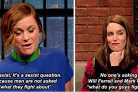 Tina Fey Meme - times tina fey and amy poehler shut down sexism in the best damn way