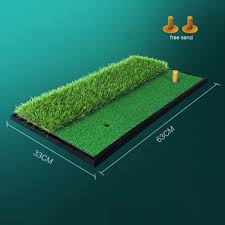 aliexpress com buy crestgolf 33 63cm backyard exercise golf mat
