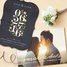 Save The Date Wedding Cards The 25 Best Wedding Save The Date Examples Ideas On Pinterest