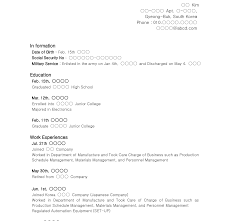 resume sle for college graduate with no work experience outstanding how to make resume with no work experience exle a