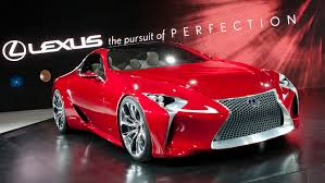 lexus lf lc 2 lexus lf lc hybrid sport coupe concept receives 2012 eyeson design