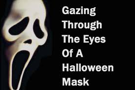 anonymous mask spirit halloween gazing through the eyes of a halloween mask loupdargent info